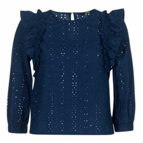 Only  LARISSA  women's Blouse in Blue