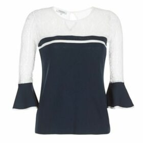 Morgan  MADEL  women's Blouse in Blue