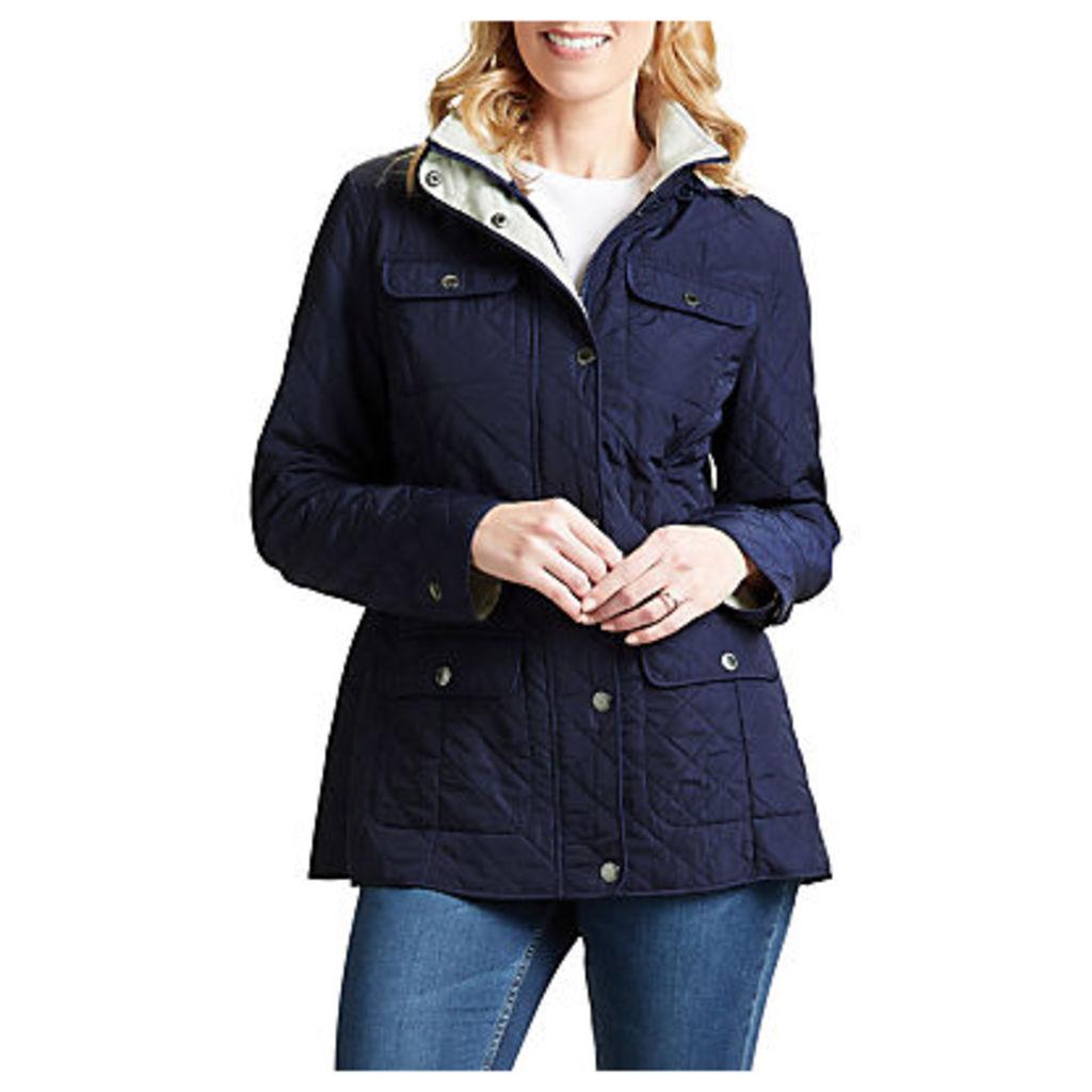 Four Seasons Polar Quilt Jacket