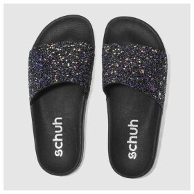 Schuh Multi Proper Boss Slider Sandals