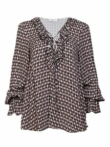 Dondup Ruffled Blouse