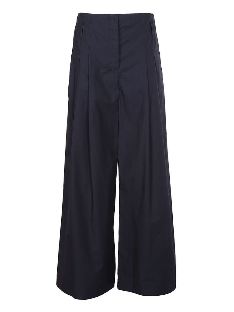 Max Mara Pleated Trousers