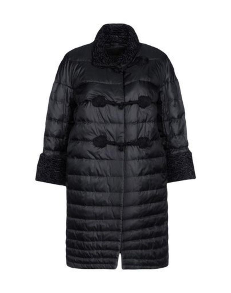 ERMANNO SCERVINO COATS & JACKETS Down jackets Women on YOOX.COM