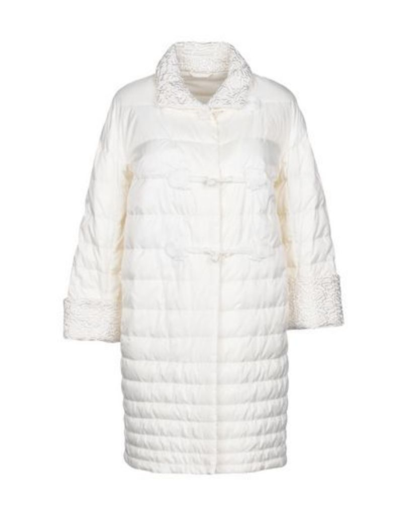 ERMANNO SCERVINO COATS & JACKETS Down jackets Women on YOOX.COM