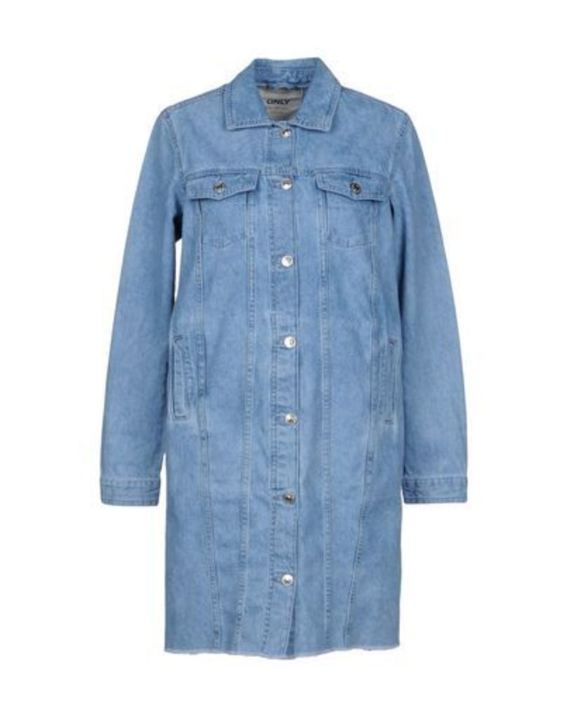 ONLY DENIM Denim outerwear Women on YOOX.COM