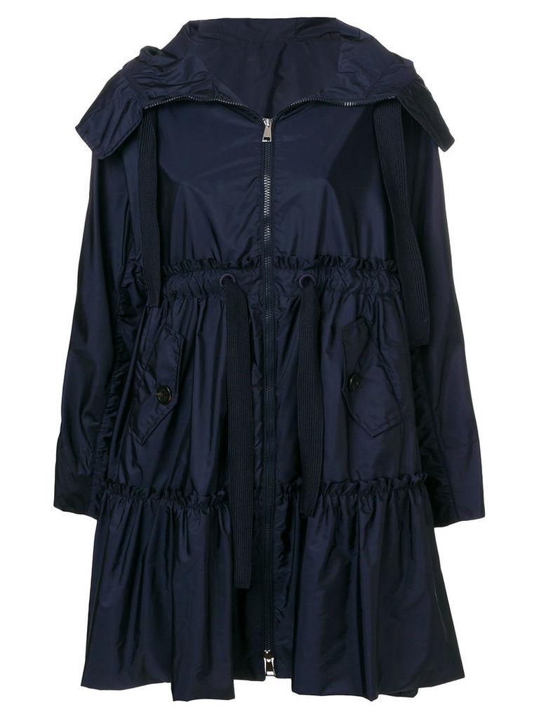 Moncler Turquoise jacket - Blue