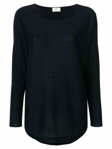 Snobby Sheep crew neck jumper - Black