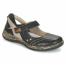 Rieker  RASSARE  women's Shoes (Pumps / Ballerinas) in Black