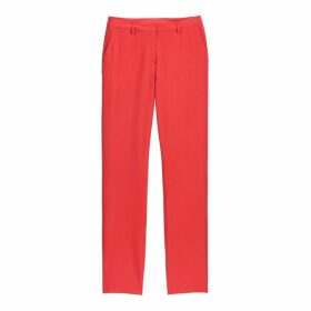 Straight Trousers, Length 31.5