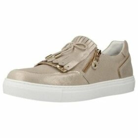 Nero Giardini  P805260D  women's Slip-ons (Shoes) in Gold