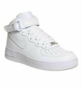 Nike Af1 Mid (g) WHITE