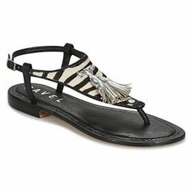 Ravel  HURST  women's Sandals in Black