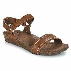 Teva  YSIDRO STITCH SANDAL  women's Sandals in Brown