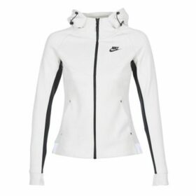Nike  TECH FLEECE LZ  women's Sweatshirt in Grey
