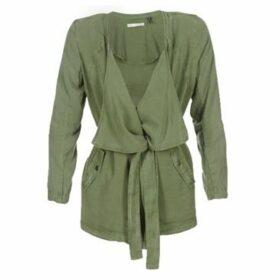 Les Petites Bombes  ANTINE  women's Jacket in Kaki