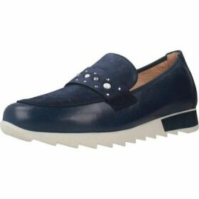 Hispanitas  SOHO-V8  women's Loafers / Casual Shoes in Blue