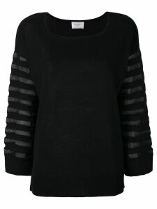 Snobby Sheep knitted sweater - Black