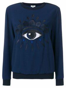 Kenzo Eye jumper - Blue