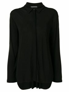 Alberta Ferretti button up blouse - Black