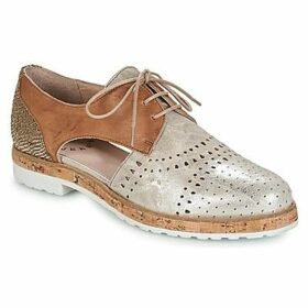 Muratti  AGNELA  women's Casual Shoes in Brown