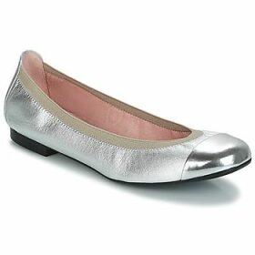 Pretty Ballerinas  -  women's Shoes (Pumps / Ballerinas) in Silver