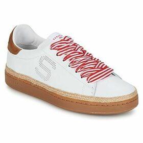 Serafini  J CONNOR  women's Shoes (Trainers) in White