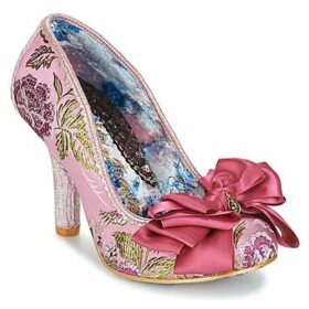 Irregular Choice  ASCOT  women's Court Shoes in Pink