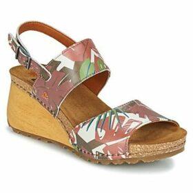 Art  BORNE 1322F  women's Sandals in Brown