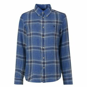Polo Ralph Lauren Checked Long Sleeved Shirt