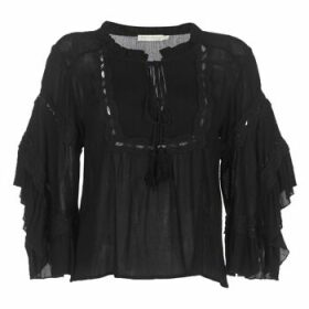 See U Soon  8112057  women's Blouse in Black