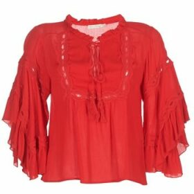 See U Soon  8112057  women's Blouse in Red