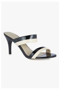 Patent Strappy Heels