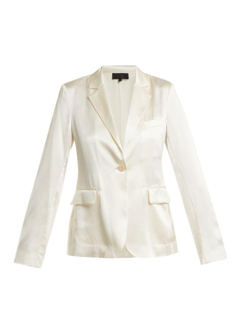 Mireu silk jacket