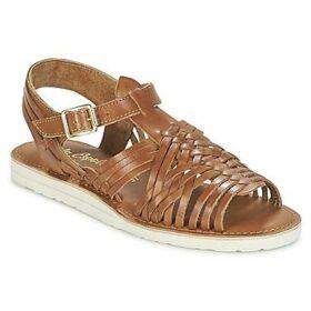 Lola Espeleta  PISTACHE  women's Sandals in Brown