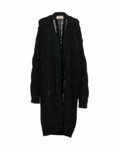 KAOS JEANS KNITWEAR Cardigans Women on YOOX.COM