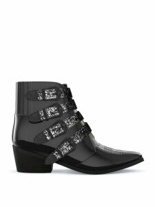 Toga Pulla AJ006 boots - Black