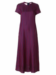 La Doublej striped dress - Blue