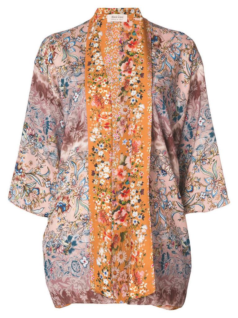 Black Coral Kory jacket - Multicolour