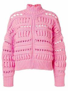 Isabel Marant Zoe jumper - Pink