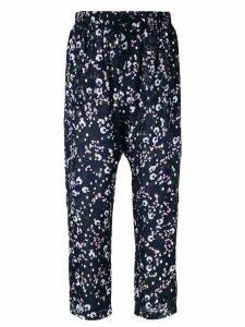Isabel Marant Maloua trousers - Blue