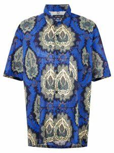 Isabel Marant Iggy Tahata blouse - Blue