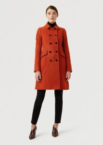 Betsy Top White Navy