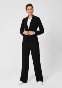 Jasmine Shirt Navy White