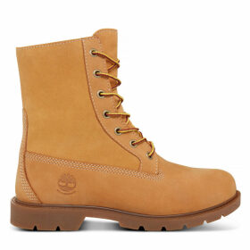 Timberland Linden Woods Fold-down Boot For Women In Yellow Yellow, Size 7