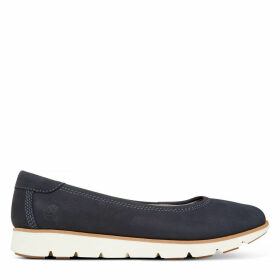 Timberland Florence Air Ballerina For Women In Navy Navy, Size 9