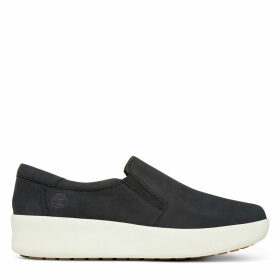 Timberland Berlin Park Slip On For Women In Black Black, Size 9