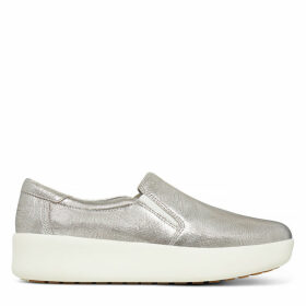 Timberland Berlin Park Slip On For Women In Silver Silver, Size 4