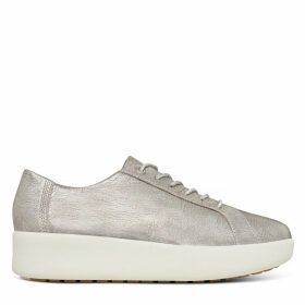 Timberland Berlin Park Oxford For Women In Silver Silver, Size 9