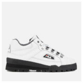 FILA Trail Blazer Trainers - White - UK 10 - White