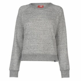 New Balance Heather Crew Sweater